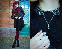 I don't like autumn. (by Nina R) http://lookbook.nu/look/4067426-I-don-t-like-autumn