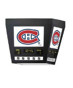 CANADIENS SCOREBOARD LIGHT : Pro Hockey Life / Sports Rousseau / Entrepot du Hockey, The Ultimate Hockey Mega-Store