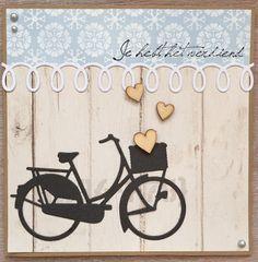LindaCrea: I Like to Ride my Bicycle #6