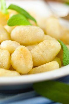 Quick Italian Gnocchi #Recipe