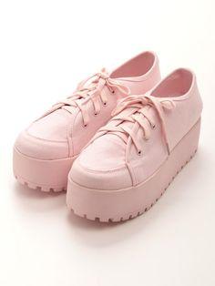new girl in town Harajuku Fashion, Kawaii Fashion, Pastel Fashion, Crazy Shoes, Me Too Shoes, Japanese Street Fashion, Pumps, Heels, Sock Shoes