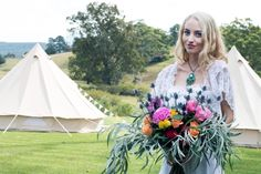 Create a bohemian inspired glamping village at your wedding.  Hire our bell tents, fully furnished or bare, for pop-up accommodation or creating indoor spaces outdoors.  NSW Coffs Coast and Bellingen Valley.