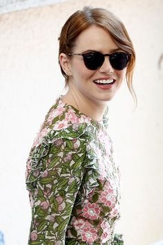 707fd014c92 ...  VeniceFilmFestival. See more.  EmmaStone  OliverPeoples THE ROW  O MALLEY NYC OV 5183SM  Sunglasses  Otticanet