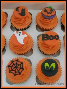 decoration inspiration for halloween cupcakes no recipe - Decorating Cupcakes For Halloween