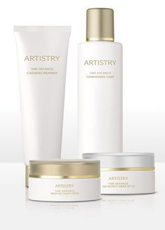 The BEST skin care system EVER! ARTISTRY® TIME DEFIANCE® Skin Care System $175.50