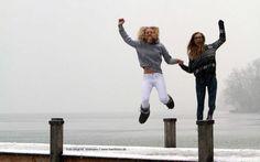 Winter am Starnberger See