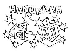 40 Best Hanukkah Images Coloring Pages For Kids Kids Net