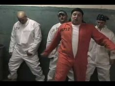 Maximum Security Workout - the tenderloins aka the impractical jokers ....... I love Sal