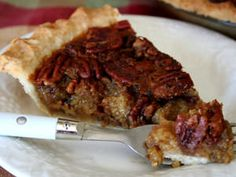 When I lived in the south, I found that the good Southerners had elevated pecan pie to an art form. Those Southern ladies could bake out-of-this-world pecan pies. This recipe should give you similar results.