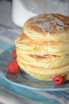 Homemade fluffy pancake mix these pancakes cook up so fluffy and how to make homemade fluffy pancake mix ccuart Images