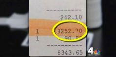 NEW HEALTHCARE: A man was charged $180-tetanus shot, $242- supplies, hundreds for the nurse practitioner, $8 ointment= $8252.70 Go figure!