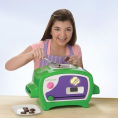 The Make Your Own Girl Scout Cookie Oven - Hammacher Schlemmer