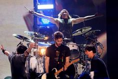 5 Seconds Of Summer onstage VEVO certified
