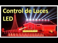 ✅ Control de Tiras LED para Decoraciones Espectaculares