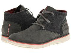 Manuka Lite Desert (Charcoal) - Footwear