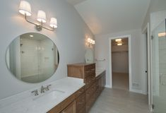 Browse local homes for sale in Portage, Richland, Mattawan, Vicksburg & Kalamazoo. Oakland Hills, Decorative Mirrors, Staining Cabinets, New Homes For Sale, Condominium, How To Take Photos, Corner Bathtub, Vanity, Interior