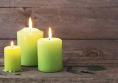 Pillar Candles, Psychology, Candles