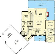 3 Bed Craftsman with Loft Overlook - 36082DK | 1st Floor Master Suite, Butler Walk-in Pantry, CAD Available, Corner Lot, Craftsman, Exclusive, Loft, Northwest, PDF | Architectural Designs