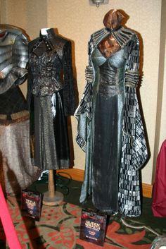 Wraith Queen Costume, SGA The Queen