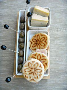 Crescentine modenesi // finger food