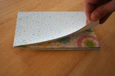 Make Your Own Custom Notepads -- use padding compound sold on Amazon for $7.99 (2 oz. bottle).  I have so much paper from printing out coupons which I never get around to clipping and using.  Can make Grocery List pads, scratch pads etc.