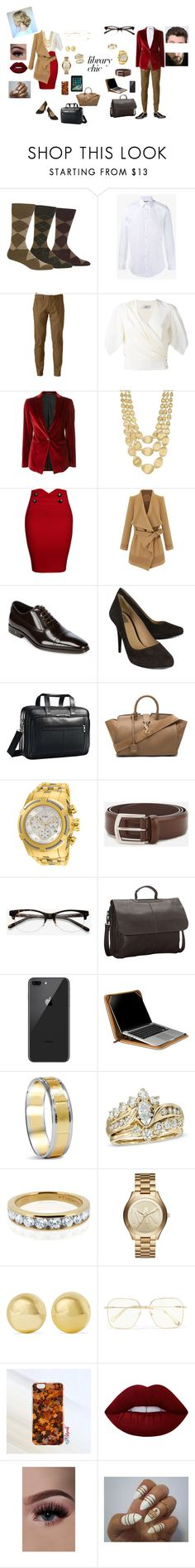 """Work Hard, Play Hard: Season Finals"" by kayla-banks ❤ liked on Polyvore featuring Polo Ralph Lauren, Gucci, Hollywood the Jean People, Lanvin, Tagliatore, Marco Bicego, WithChic, Versace, Pour La Victoire and Samsonite"