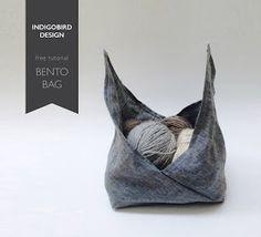 Bento Bag - indigobird design