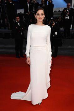 Marion Cotillard wearing Christian Dior @ Cannes Film Festival 2013 red carpet