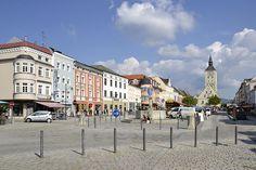 Stadtplatz von Deggendorf my home away from home!