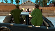 Grand Theft Auto San Andreas - GTA - Best Android Game + gameplay --- andrasi.ro