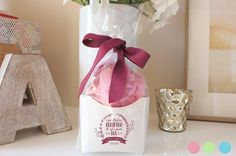 Algodón dulce Burlap, Reusable Tote Bags, Souvenir, Fiestas, Sweet Treats, Hessian Fabric, Canvas
