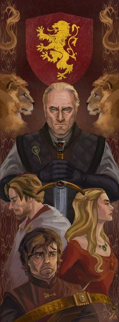 House Lannister by Alsheim