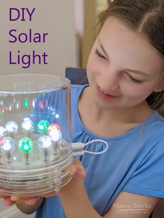 A fun way to teach kids about solar science. Learn about a DIY solar lantern kit for kids plus fun ways to learn about the power of the sun. #stemed #sciencerocks #solarscience #solarpower #homeschool #learnathome Science Experiments Kids, Science For Kids, Science Fun, Science Ideas, Educational Activities For Kids, Craft Activities For Kids, Science Resources, Stem Activities, Solar Light Kit