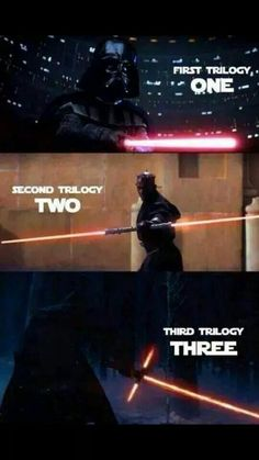 Third Trilogy Sith?