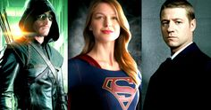 All DC TV Shows Can Crossover Says 'Arrow' Star Stephen Amell -- Stephen Amell believes his 'Arrow' character can crossover to other DC Comics shows that aren't on The CW, like 'Gotham' and 'Supergirl'. -- http://movieweb.com/arrow-tv-show-dc-comics-crossover-stephen-amell/