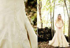 Fall 2013 Wedding Dress by Tara LaTour 11 Tristen