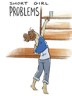 Short Girl Problems Comic http://geekxgirls.com/article.php?ID=5055