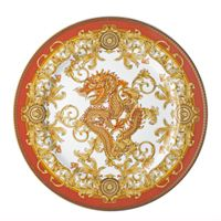 Rosenthal Versace 20 Years Plate Collection Wall Plate 'Asian Dream' 30 cm