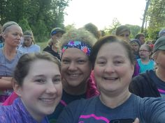 """This was my 4th 5K.  It was the """"For The Love of Moms: and I want to make it an annual one!  I WILL GET BACK TO MY ROUTINE!!!"""