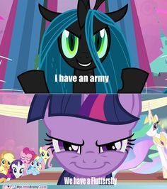 bahahahahahaha love this we have fluttershy mlp my little pony friendship is magic