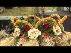 najładniejsze wieńce dożynkowe - Szukaj w Google Silk Flowers, Wreaths, Crafts, Google, Youtube, Altars, Thanksgiving Celebration, Manualidades, Handmade Crafts