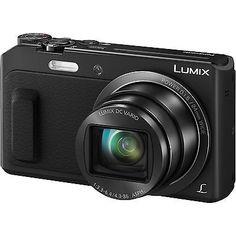PANASONIC LUMIX DMC-TZ58 Digitalkamera, 16 Megapixel, 20x opt. Zoom, Hochempfindsparen25.com , sparen25.de , sparen25.info
