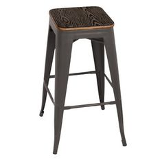 "Oregon 30.25"" Bar Stool"