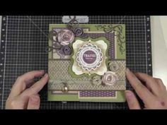 Katherine Skipper: Easel Card Box with 4 drawers Tutorial / It's a Girl Thing!: Stella Easel Card with drawers #Stella #video