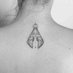 Resultado de imagem para nossa senhora aparecida tattoo
