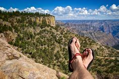 Luna Sandals Copper Canyon Mexico