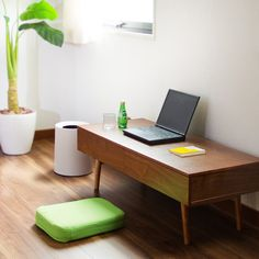 引き出しのあるローテーブル。 Q 引き出し付きセンターテーブル - まとめのインテリア / デザイン雑貨とインテリアのまとめ。