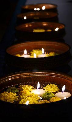 { Real Wedding } Masooma & Hamid Mehndi. Design, Decor & Florals: Sara…