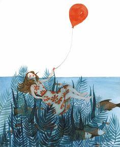 红气球-Momolu Studio