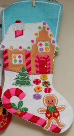 Bucilla Vintage Christmas Stocking